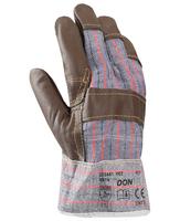 Pracovné rukavice DON kombinované