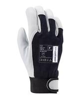 Pracovné rukavice EASY kombinované