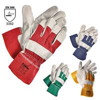 Pracovné rukavice EIDER kombinované