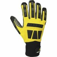 Pracovné rukavice EOS VV900JA s PVC terčíkmi (blister)