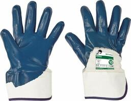 Pracovné rukavice FERINA máčané v nitrile