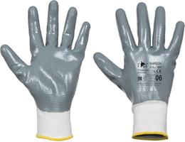Pracovné rukavice FF BABBLER FULL light rukavice máčané
