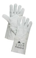 Pracovné rukavice FF MERLIN LIGHT HS-02-002 celokožené