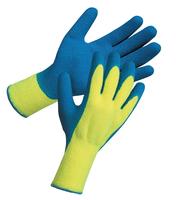 Pracovné rukavice FF NIGHTJAR LIGHT HS-04-014 máčané v latexe