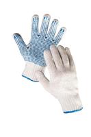 Pracovné rukavice FF PLOVER LIGHT HS-04-014 textilné s terčíkmi