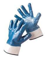Pracovné rukavice FF SWIFT LIGHT HS-04-008 máčané v nitrile