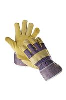 Pracovné rukavice FF TERN LIGHT HS-01-004 kombinované