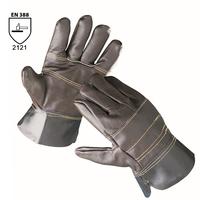 Pracovné rukavice FRANCOLIN celokožené