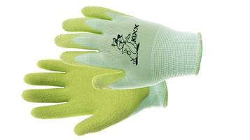 Pracovné rukavice FUDGE máčané v latexe