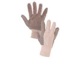 Pracovné rukavice GABO kombinované