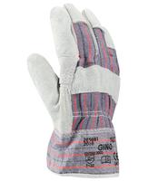 Pracovné rukavice GINO kombinované
