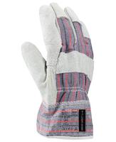 Pracovné rukavice GINO kombinované (s blistrom)