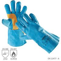 Pracovné rukavice HARPY zváračské