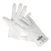 Pracovné rukavice HAWK celokožené