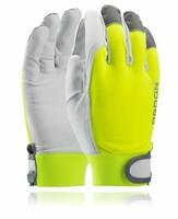 Pracovné rukavice HOBBY REFLEX WINTER kombinované