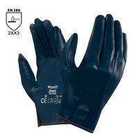 Pracovné rukavice Hynit 32-105 máčané v nitrile (Ansell)