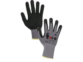 Pracovné rukavice ICA máčané