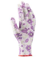 Pracovné rukavice IRIS máčané v nitrile (s blistrom)