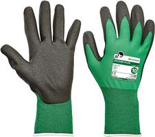 Pracovné rukavice JACDAW PLUS FH máčané v PVC