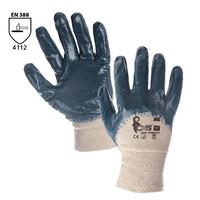 Pracovné rukavice JOKI máčané v nitrile