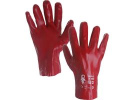 Pracovné rukavice KADO máčané v PVC
