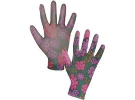 Pracovné rukavice LEIVA máčané