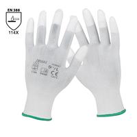 Pracovné rukavice LEO máčané v polyuretáne