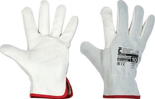 Pracovné rukavice LINOTTE celokožené