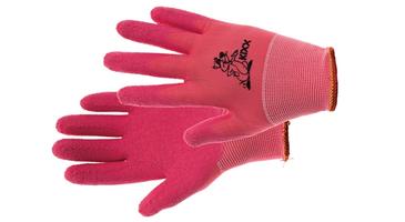 Pracovné rukavice LOLLIPOP máčané v latexe