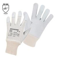 Pracovné rukavice MECHANIK kombinované
