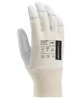 Pracovné rukavice MECHANIK kombinované (s blistrom)