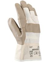 Pracovné rukavice MERCEDES kombinované