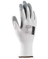 Pracovné rukavice NITRAX BASIC máčané v nitrile (s blistrom)