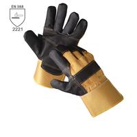 Pracovné rukavice ORIOLE kombinované