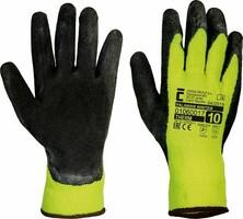 Pracovné rukavice PALAWAN WINTER HV máčané