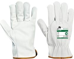 Pracovné rukavice PALLIDA FH celokožené