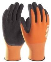 Pracovné rukavice PETRAX máčané v latexe