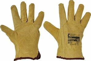 Pracovné rukavice PIGEON celokožené