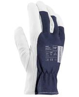 Pracovné rukavice PONY kombinované (s blistrom)
