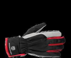 Pracovné rukavice PROMACHER CARPOS VELCRO kombinované