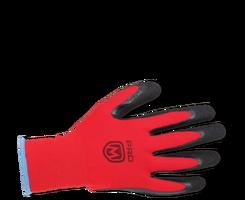 Pracovné rukavice PROMACHER MANOS máčané v nitrile