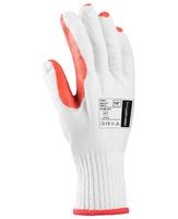 Pracovné rukavice RANDY máčané v latexe