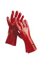 Pracovné rukavice REDSTART LIGHT HS-04-004 máčané