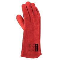 Pracovné rukavice RENE (s blistrom) zváračské