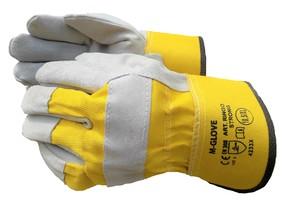 Pracovné rukavice RINGO STRONG kombinované
