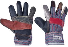 Pracovné rukavice ROBIN kombinované