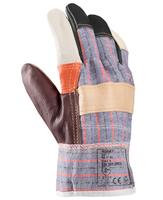 Pracovné rukavice ROCKY kombinované