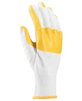 Pracovné rukavice ROYD máčané v latexe