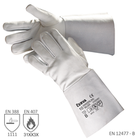 Pracovné rukavice SANDERLING WELDER zváračské