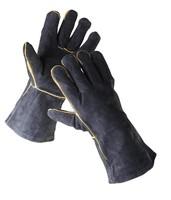 Pracovné rukavice SANDPIPER BLACK zváračské